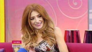 Nicola Roberts - Interview [Lorraine - 11.07.2011]