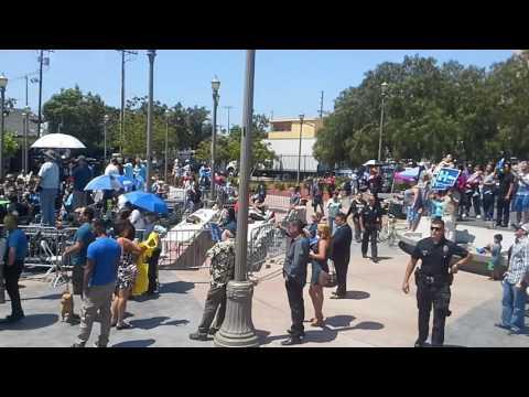 Mariachi Plaza, Clinton Event