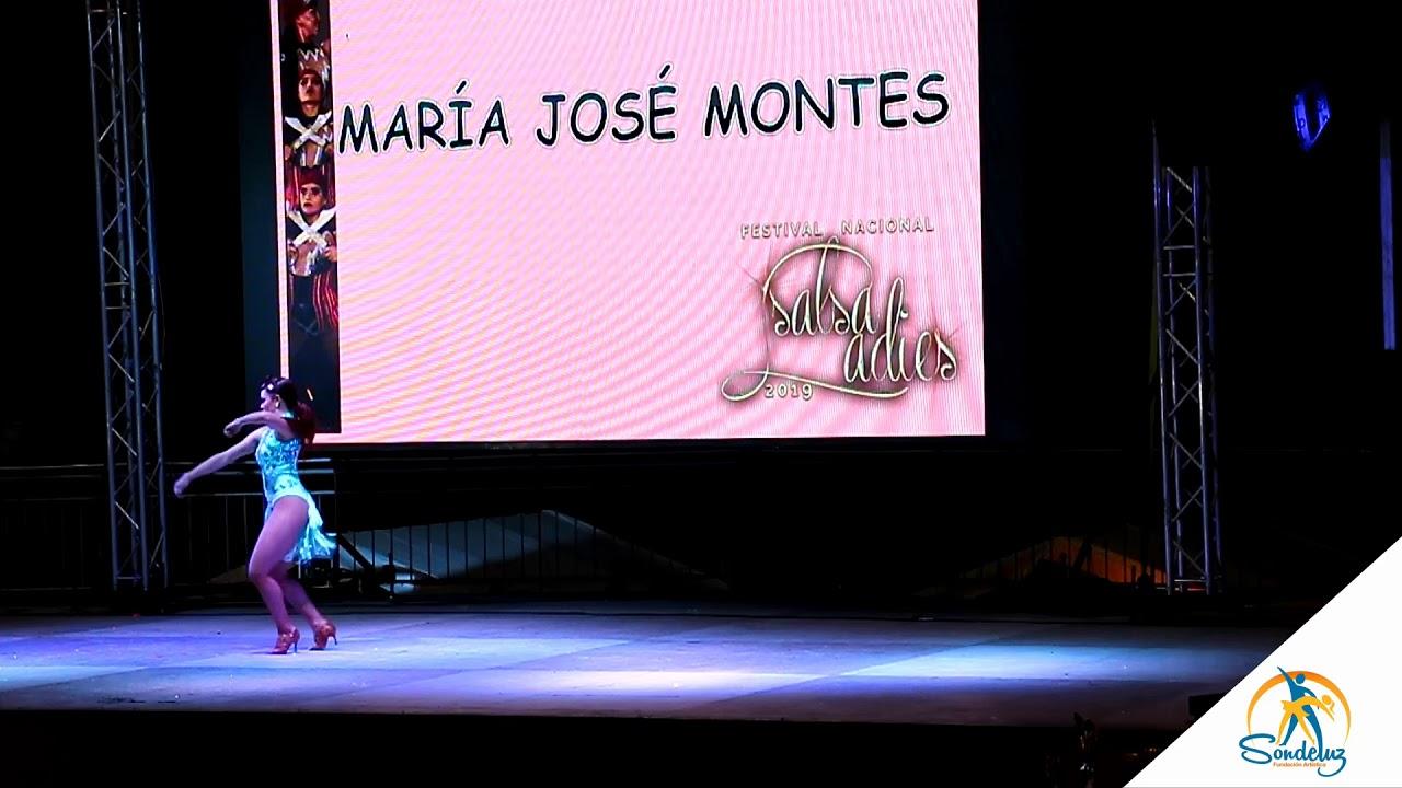 Sondeluz - María José Montes - Salsa Ladies 2019