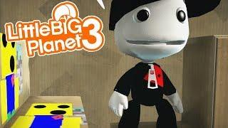 LIttleBIGPlanet 3 - Quando gioco Roblox alle 3:00... [BLOODGAMER963] - Playstation 4 Gameplay