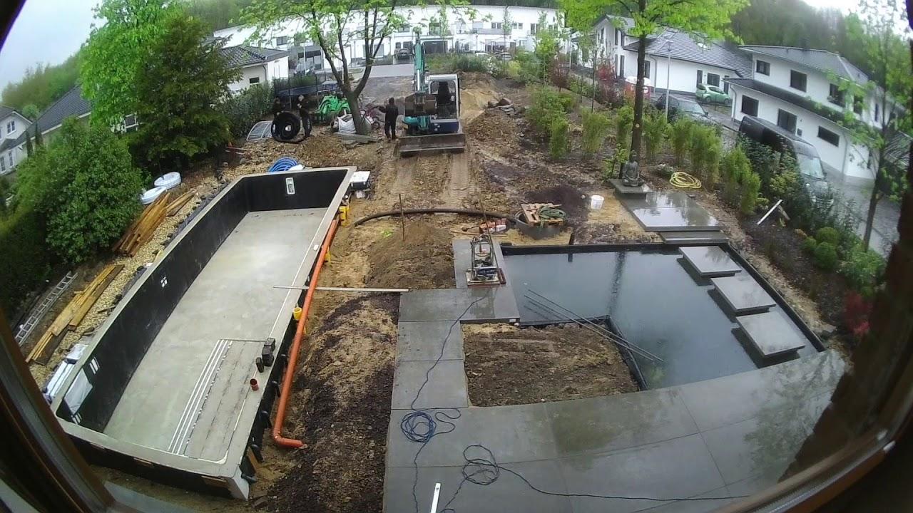 Construction D Une Piscine magiline construction d'une piscine de a à z (projet allemagne)