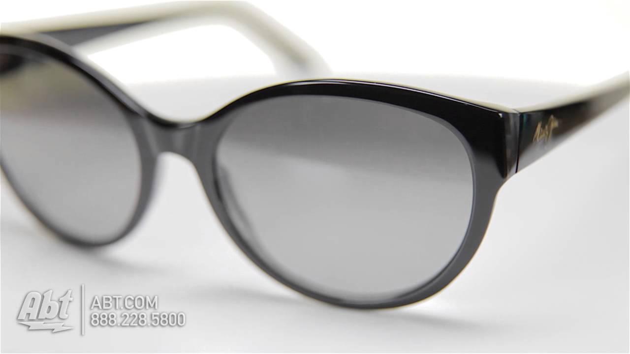 cc7f1d48512 Maui Jim Venus Pools Womens Sunglasses - YouTube