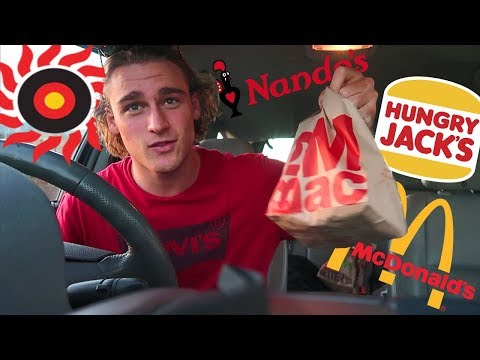 Australian Fast Food Review