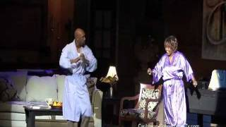 Tyler Perry's cast The Marriage Councillor  @ Paradise & Dr.Love FitzRoy Gordon