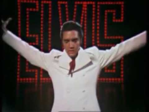 Elvis Presley - 40th Anniversary (Intro + Blue Suede Shoes)