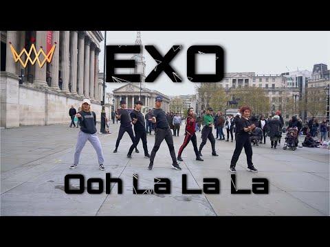 [KPOP IN PUBLIC] EXO (엑소) - Ooh La La La (닿은 순간) Dance Cover [UJJN] | LONDON