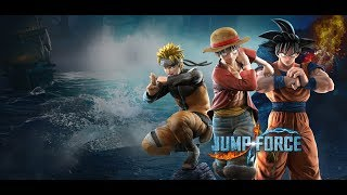 Jump Force Story Live
