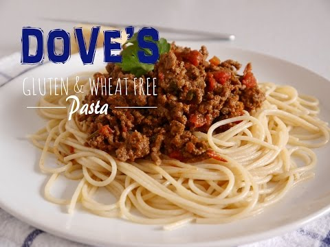 Doves Farm Gluten & Wheat Free Spaghetti Review │Mi Terruno Food