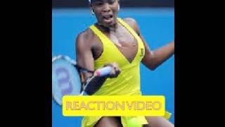 Venus Williams Wearing No Panties!!!  Reaction!!