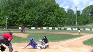 Crusaders Baseball Club 12U vs Crawford Crush NYEB Game #2 5 17 2015