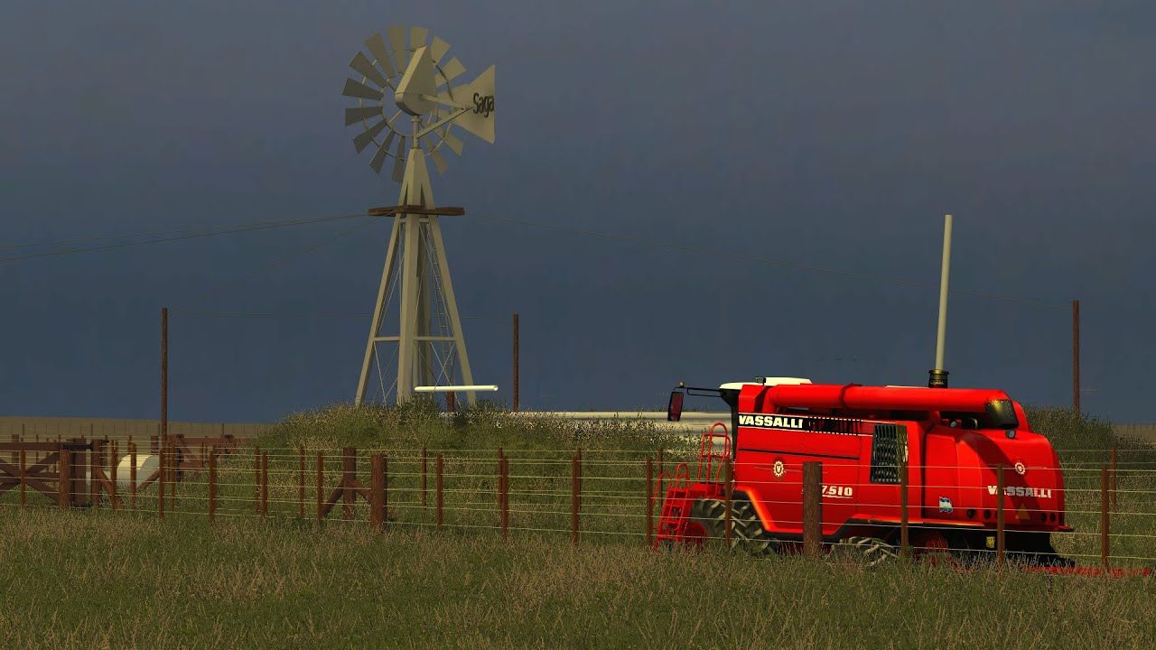 Vassalli Ax John Deere Farming Simulator - Argentina map farming simulator 2013