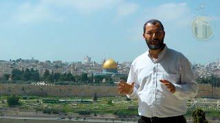 פרה אדומה- מרפאת ומטהרת, במקום שריפת הפרה. ירושמימה- מישיבת הכותל רואים את ירושלים של מעלה.