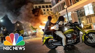 Full Panel: Anger Erupts Over Death Of George Floyd | Meet The Press | NBC News