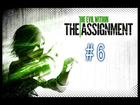 The Evil Within DLC The Assignment  part 6 THE AMOUNT OF RAGE IS HIGH  