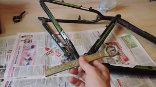видео: Велосипед на прокачку. Часть один. Снимаем лишнее с велосипеда TREK 3500.