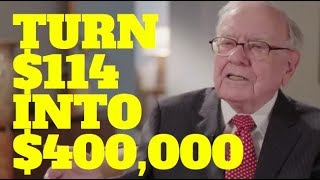WARREN BUFFETT - HOW TO INVEST IN THE STOCK MARKET ?!?
