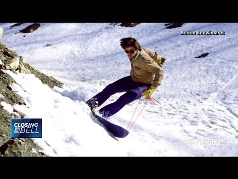 Jake Burton, 65, whose Burton Snowboards company helped ...