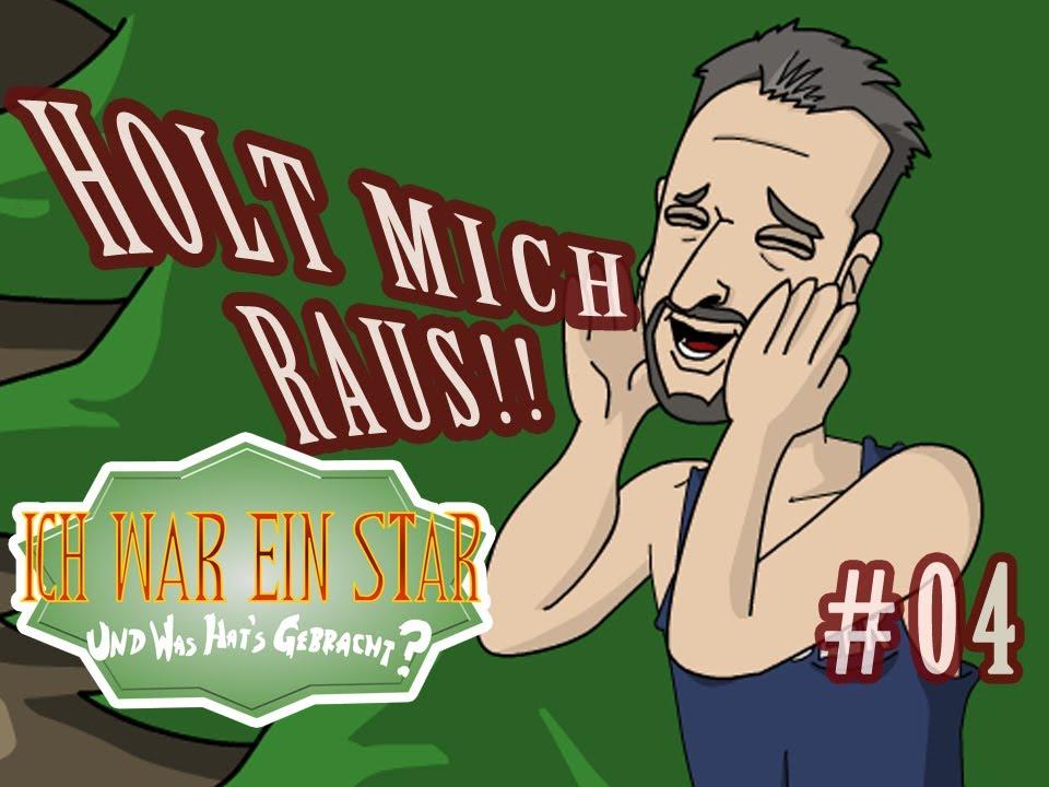 Dschungelcamp 2014 Tag 04 Parodie Animation Ibes