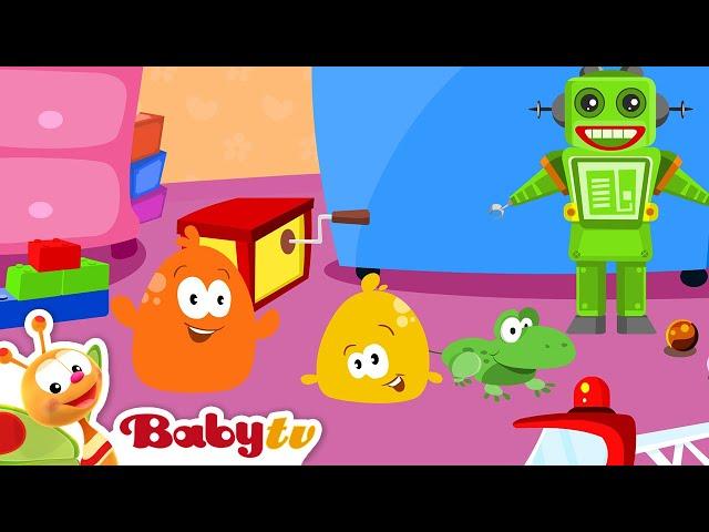 Pitch and Potch | Toys | BabyTV