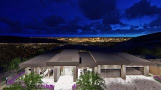 SOLD | Galaxy | New Modern Strip View Single Story at 673 Falcon Cliff Ct
