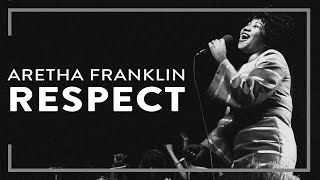 Aretha Franklin - Respect (Official Lyric Video)