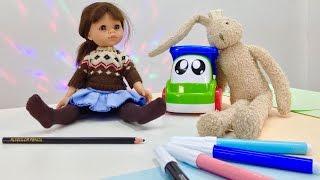 Английский для детей! Учим английский язык с Мэри! Развивающее видео - английские слова - кролик!(Обучающая передача для деток - Учим английский язык с Мэри! Продолжаем изучать английский язык вместе с..., 2015-03-10T12:06:39.000Z)