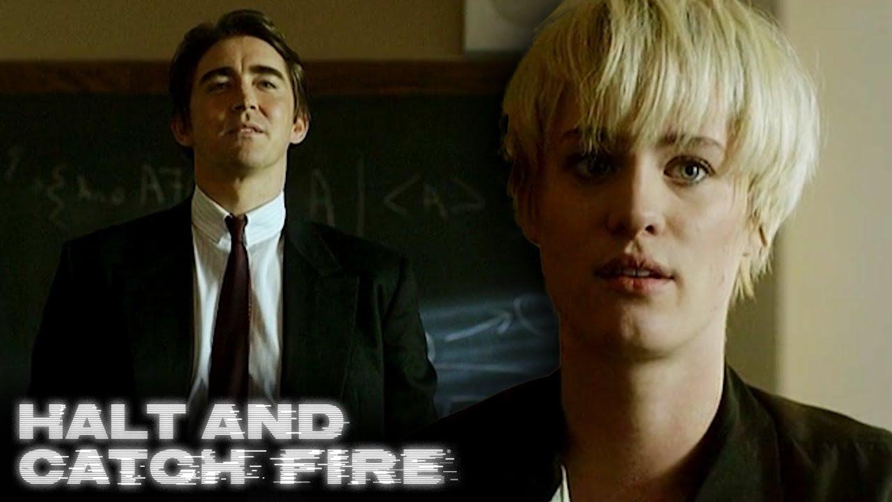 Download When Joe Meets Cameron   Halt and Catch Fire