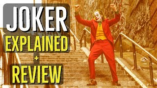 JOKER (2019) EXPLAINED + REVIEW