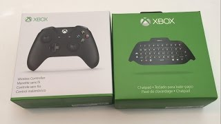 Creating My Ultimate Xbox One S Controller - Xbox One S  Wireless Controller with Chatpad