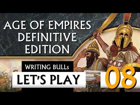 Let's Play: Age of Empires Definitive Edition (08) [deutsch]