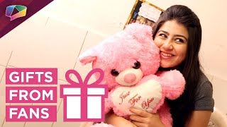 Aditi Bhatia Aka Ruhi From Yeh Hai Mohobatein Receives Gifts From Her Fans | Exclusive