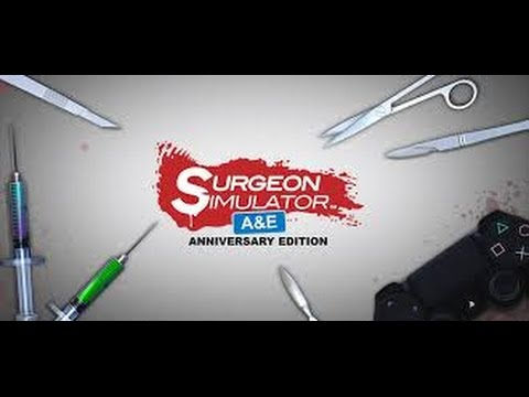 Surgeon simulator / SER MEDICO DURANTE MEDIA HORA. PS4