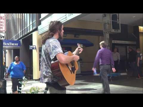 Shaney on Peachtree Street