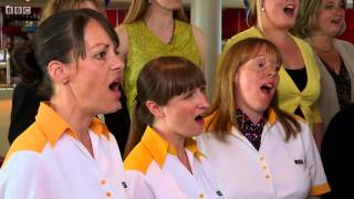 La Mer (Beyond The Sea) - P&O Ferries Choir