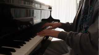 Downstream - Supertramp (Piano cover)