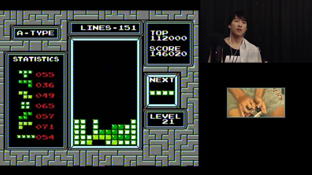 210 Lines on Level 19 (PAL WR)