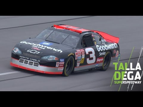 Dan Joyce - Richard Childress Drives Dale Earnhardt's #3 at Talladega