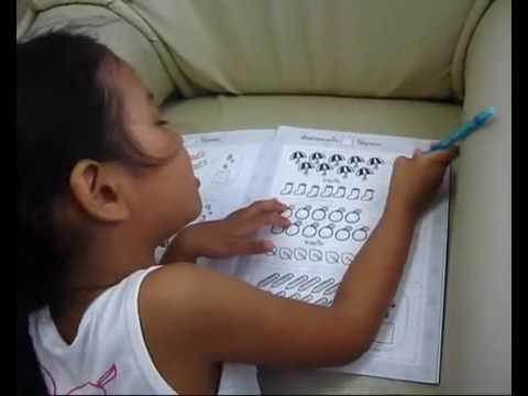 Study English and math at the same time