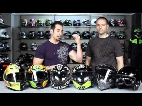 AGV Helmets Sizing Guide at RevZilla.com