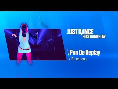 Pon De Replay (Switch Exclusive) | Just Dance Hits Gameplay
