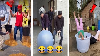 Chinese Comedy 40 | Gfs Funny Videos | Chinese Funny Video | Chinese Funny Video Tik Tok Latest