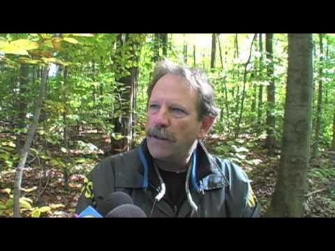 National Transportation Safety Board at Mount Pocono helicopter crash site
