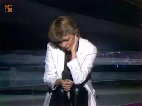 France Gall - Diego,libre dans sa tête - (Live 1982)