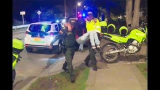 ¡Qué cínico! Aprovechaba su discapacidad para robar en Bogotá