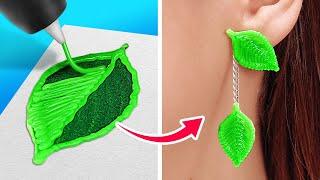 POP IT! MINI 3D PEN VS GIANT 3D PEN FUNNY SITUATIONS by 123 GO! SCHOOL