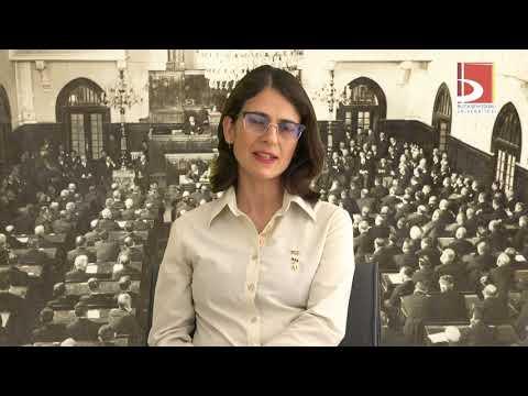 Milli Egemenliğe Giden Süreç ve Birinci Meclis - Dr. Öğr. Üyesi Selma Göktürk Çetinkaya