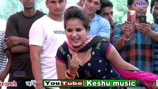 Haryanvi Song | Aati Naa Marjaani | गाँव पृथ्ला कम्पीटीशन 2017 | Priyanka Chaudhary | Keshu Music