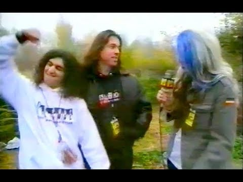 "Dream Theater - Arnhem 31.10.1993 ""Aardschokdag Festival"" (TV) Live & Interview"