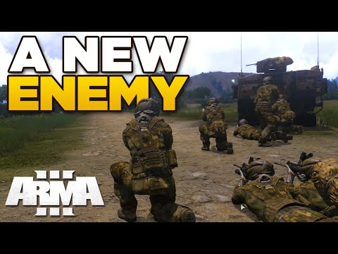 ZEUS - A NEW ENEMY (defence) | ARMA 3 [ARES, Blastcore Phoen