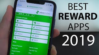 Best Reward Apps 2019 - How to Earn Free Gift Cards on your iPhone